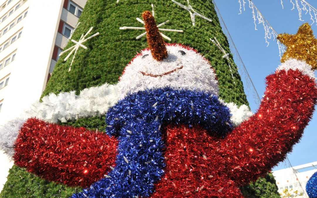 Jarmark bożonarodzeniowy na Prager Straße