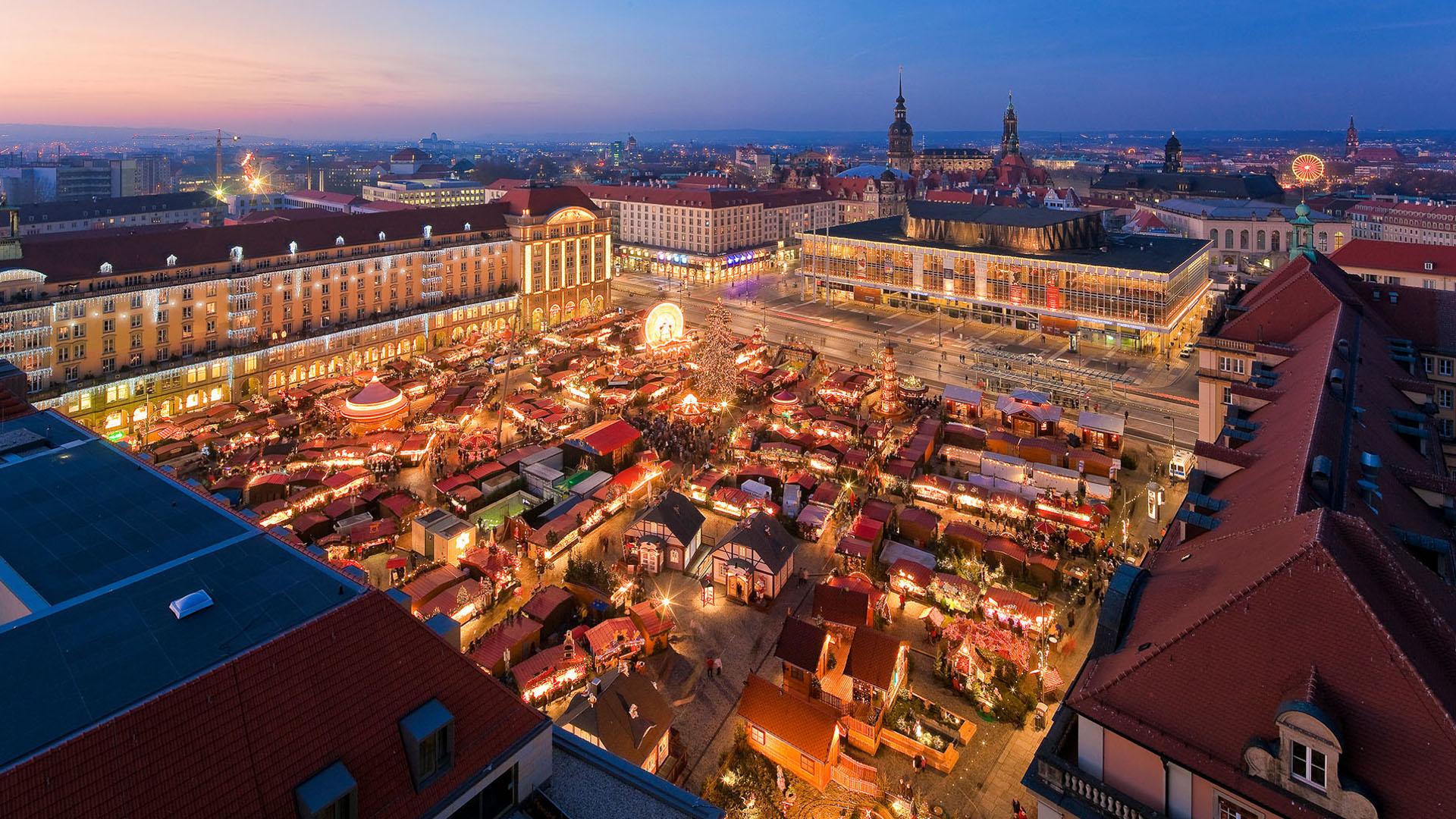 Striezelmarkt Dresden 2021 öffnungszeiten