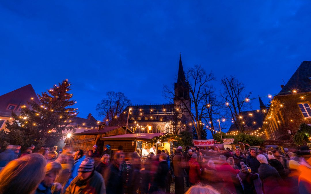 Christmas Market Radebeul