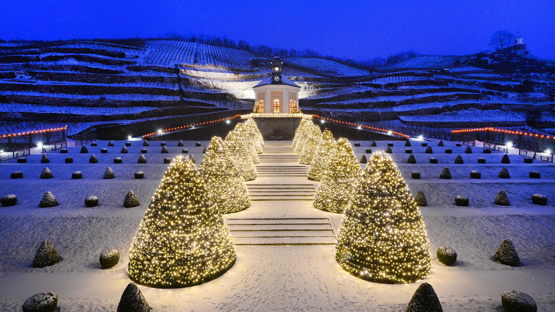 Proschwitz Weihnachtsmarkt.Christmas In Dresden Elbland Weihnachten In Dresden Gibt Dem
