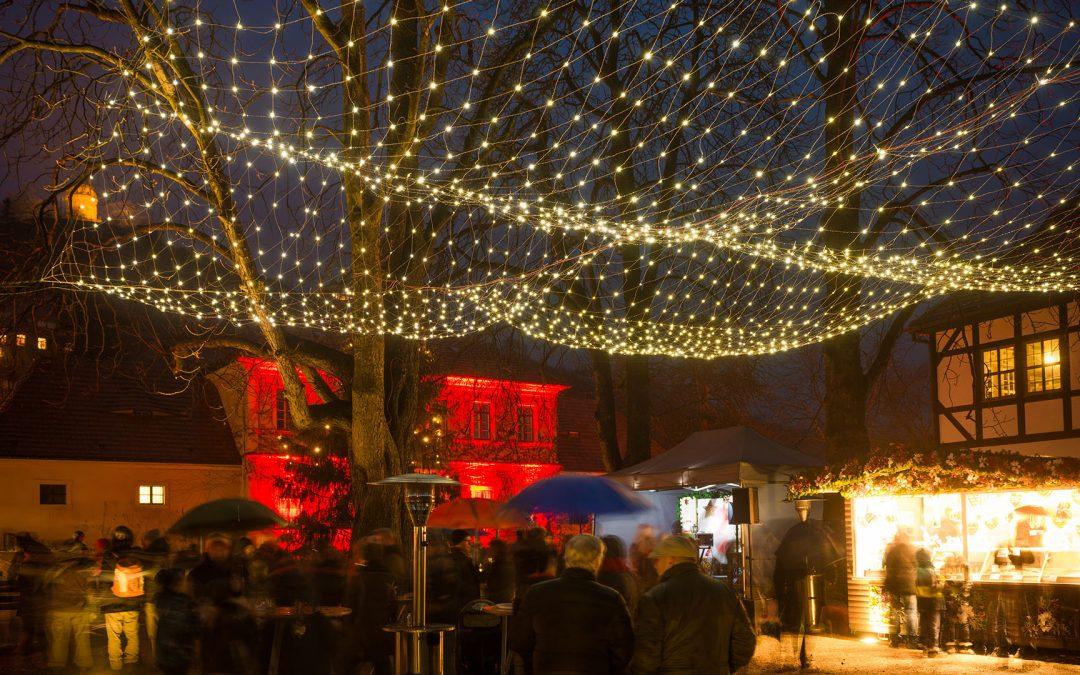 Weihnachtsmarkt Hoflößnitz