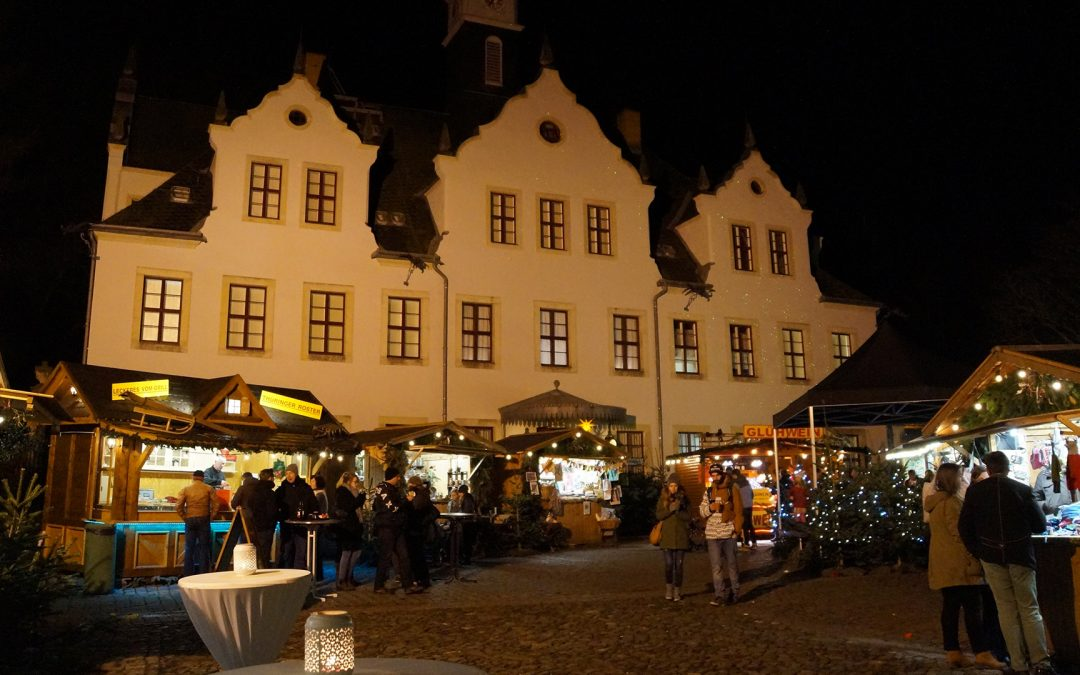 Freitaler Schloss-Advent